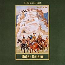 Unter Geiern Hörbuch von Karl May Gesprochen von: Heiko Grauel