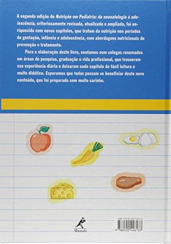 Nutrição em pediatria: Da neonatologia à adolescência