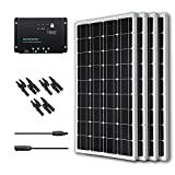 Renogy 400 Watt 12 Volt Monocrystalline Solar Bundle Kit Review