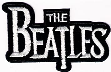 Amazon 1 X The Beatles Band Embroidered Iron On Patch Symbol Logo Embroidery Home Kitchen