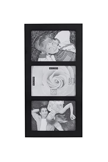 Amazoncom Malden 5x7 3 Opening Collage Picture Frame Displays