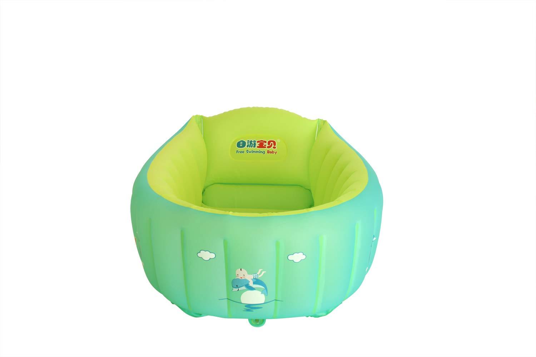 Baignoires Et Sièges De Bain Yaavaaw Baignoire Gonflable Pour Bébé