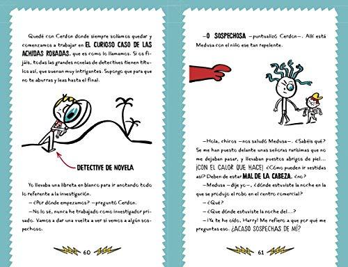 Misterio en la isla Las colosales aventuras de Harry & Cerdon 2: Amazon.es: Solís, Fermín: Libros