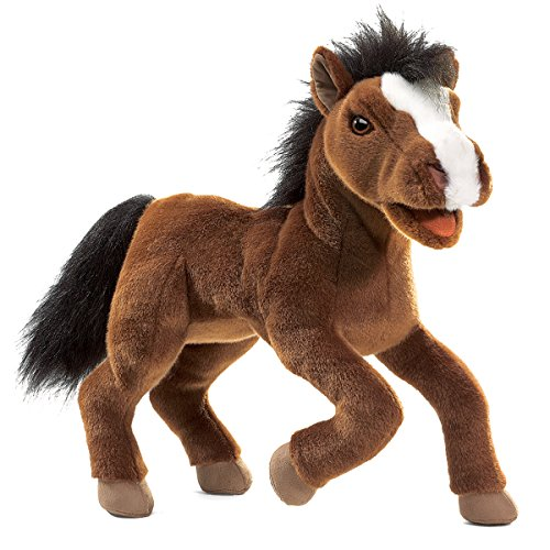 Folkmanis Horse Hand Puppet (Horse Hand Puppet)