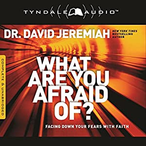 What Are You Afraid Of? Audiobook