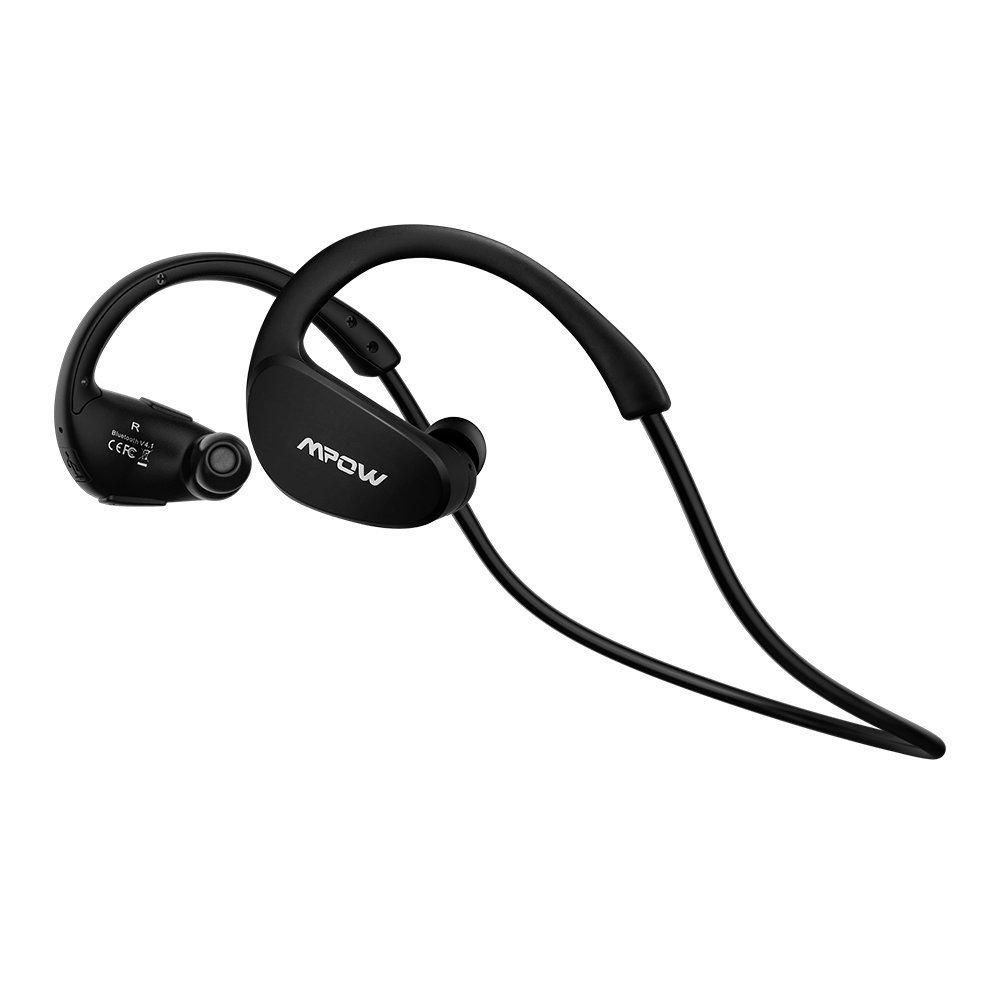 Mpow Cheetah Auriculares estéreo deportes Bluetooth para correr cascos deportivos de manos libre
