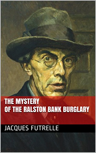book cover of Mystery Of The Ralston Bank Burglary