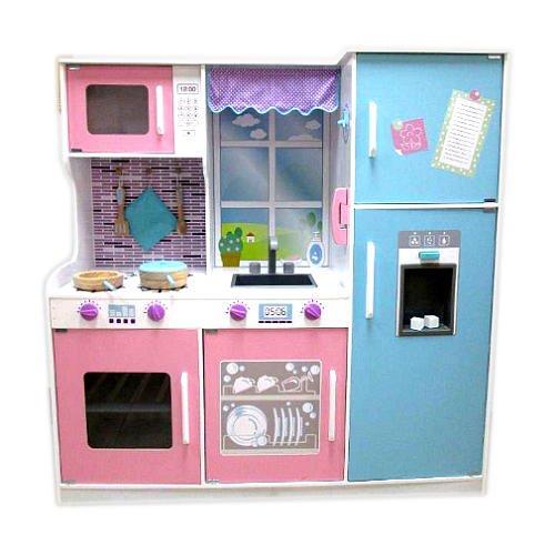 Imaginarium All in One Wooden Kitchen Set