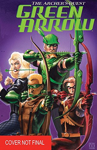 Green Arrow: Archer's Quest Deluxe Edition