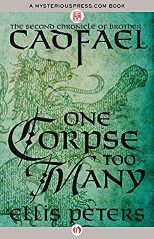 book cover of One Corpse Too Many