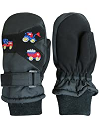 Kids and Baby Thinsulate Waterproof Colorblock Ski Snow...
