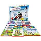 Smartspeak PreSchool Basic Learning Combo Pack(16 Talking books and Pen set for Age 2-8 years)