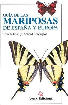 Guía de las Mariposas de España y Europa Descubrir la Naturaleza ...