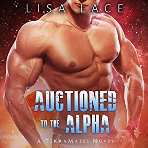 Auctioned to the Alpha Audiobook