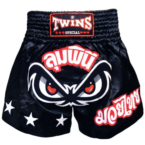 Twins Special Muay Thai Shorts - by VillaMarket - Classic Muay Thai Shorts