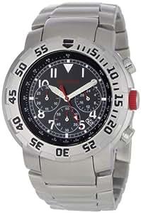 red line Men's 50010-11 RPM Chronograph Black Watch