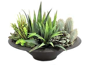 crasas de Arrangement 104hojas 38cm, Planta Artificial