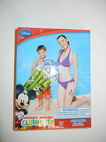 Mickey Mouse Clubhouse Surf Rider 28 In (Inflatable Clubhouse)