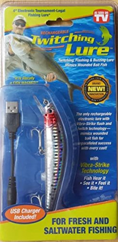 ASOTV TWITCHING LURE