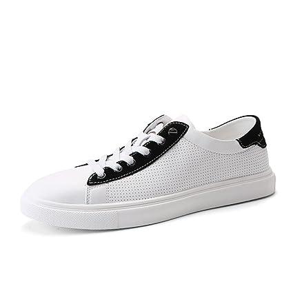 b2b7d833df568 Amazon.com: Men's Shoes Microfiber Casual Shoes Summer/Fall Men ...