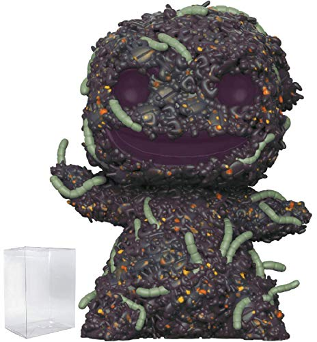 Funko Pop! Disney: The Nightmare Before Christmas - Oogie Boogie with Bugs Vinyl Figure (Includes Pop Box Protector Case) -