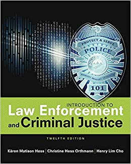 Descargar gratis Introduction To Law Enforcement And Criminal Justice PDF