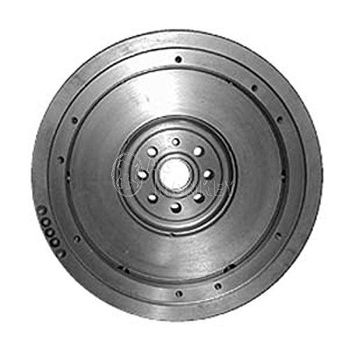 3136044 Flywheel (New) for Case-IH 585 595 3230 / International 454 464 574 584 by AGmonkey