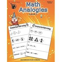 Math Analogies Book 1