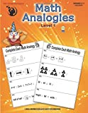 Math Analogies Book 1