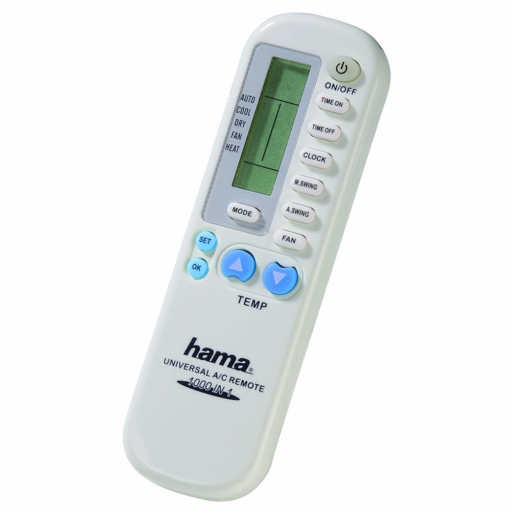Mando universal para aire acondicionado Hama 040080