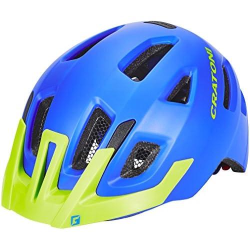 Cratoni Maxster Pro - Enfant - vert/bleu 2018 casque de vtt