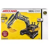 Meccano-Erector – John Deere 380G Excavator with Working Hydraulics