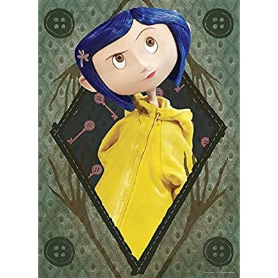 "Coraline ""Be Clever"" 1000 Piece Puzzle 