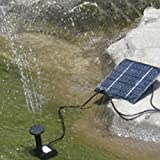Best Garden Tools Solar Water Sprayer Garden Rockery Fountain Solar Pumps Large Area Irrigation Brushless Motor Water Pump
