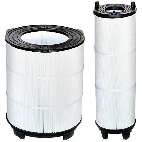 Guardian Pool Filter Fit: Sta-Rite 25021-0200S & 25022-0201S System 3 S7M120 Set Swimming Cartridge pentair 2 Filters Inner and Outer