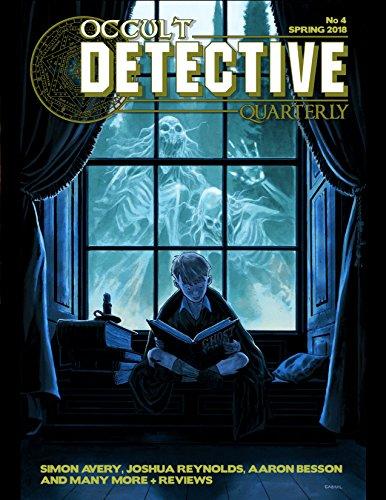 Occult Detective Quarterly #4 (ODQ)