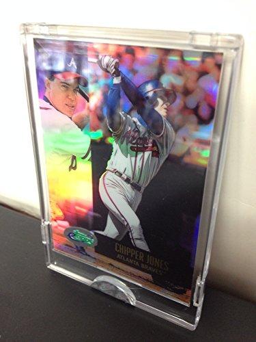 2002 Chipper Jones Atlanta Braves eTopps In Hand MLB Baseball Trading Card