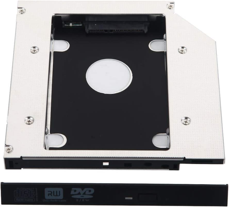 Amazon.com: Deyoung 2nd Hard Drive HDD Caddy Adapter for DELL Inspiron 15R  SE 7520 N5010 N5110 M5010: Computers & Accessories