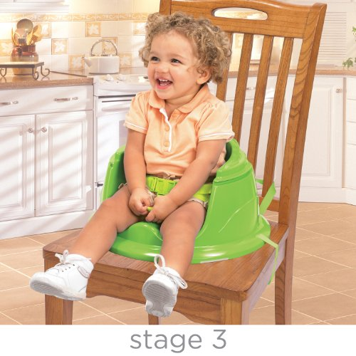 012914133309 - Summer 3-Stage Infant Super Seat Positioner Booster and Activity Seat, Neutral carousel main 3