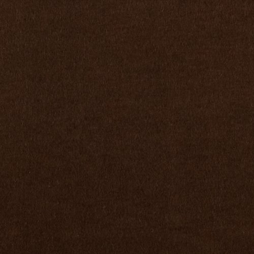 Flannel 108 Wide - A.E. Nathan FJ-919 108in Wide Quilt Backing Flannel Chocolate Fabric by The Yard,