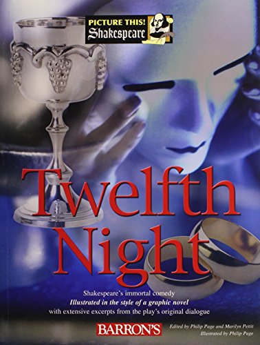 Twelfth Night (Picture This! Shakespeare)