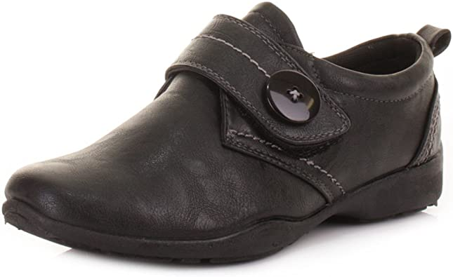 Ladies New Look Black Casual Shoes UK size 4-8