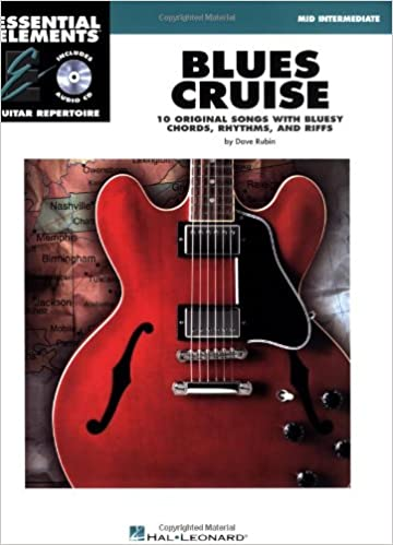 Amazon Blues Cruise Mid Intermediate Essential Elements Guitar