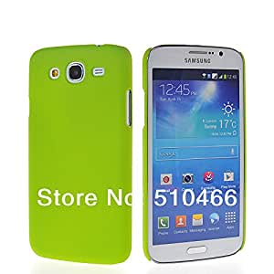 ModernGut FREE SHIPPING NEW HARD RUBBERIZED RUBBER LITCHI PATTERN COATING BACK CASE COVER + SCREEN FOR Samsung GALAXY i90 i92