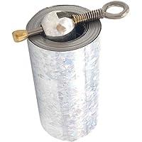 Garneck Pocket Professional Magic Wand Portable Magic Telescopic Props Mini Steel Magic Props 1.5m (Silver)