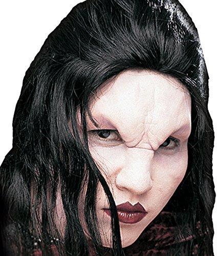 Vampire Prosthetic Makeup (Woochie by Cinema Secrets Vampires Foam Prosthetics, Multi, One Size)