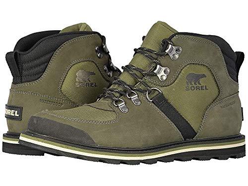 Sorel Madson Sport Hiker Waterproof Boot - Men's Hiker Green/Alpine Tundra, 11.5