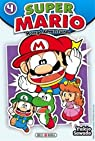 Super Mario - Manga Adventures, tome 4 par Sawada