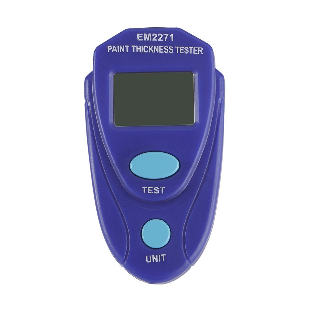 EM2271 Digital Painting Thickness Meter LCD Car Coating Thickness Gauge Tester