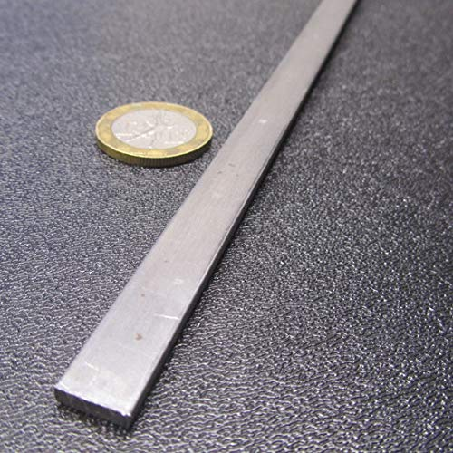 Length 1 Pc. 1008-1010 Carbon Steel Flat Bar Stock.125 Thickness x .375 Width x 6 Ft
